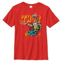 Marvel Boys' Mighty Thor Thunder T-Shirt