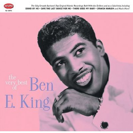 VERY BEST OF BEN E KING