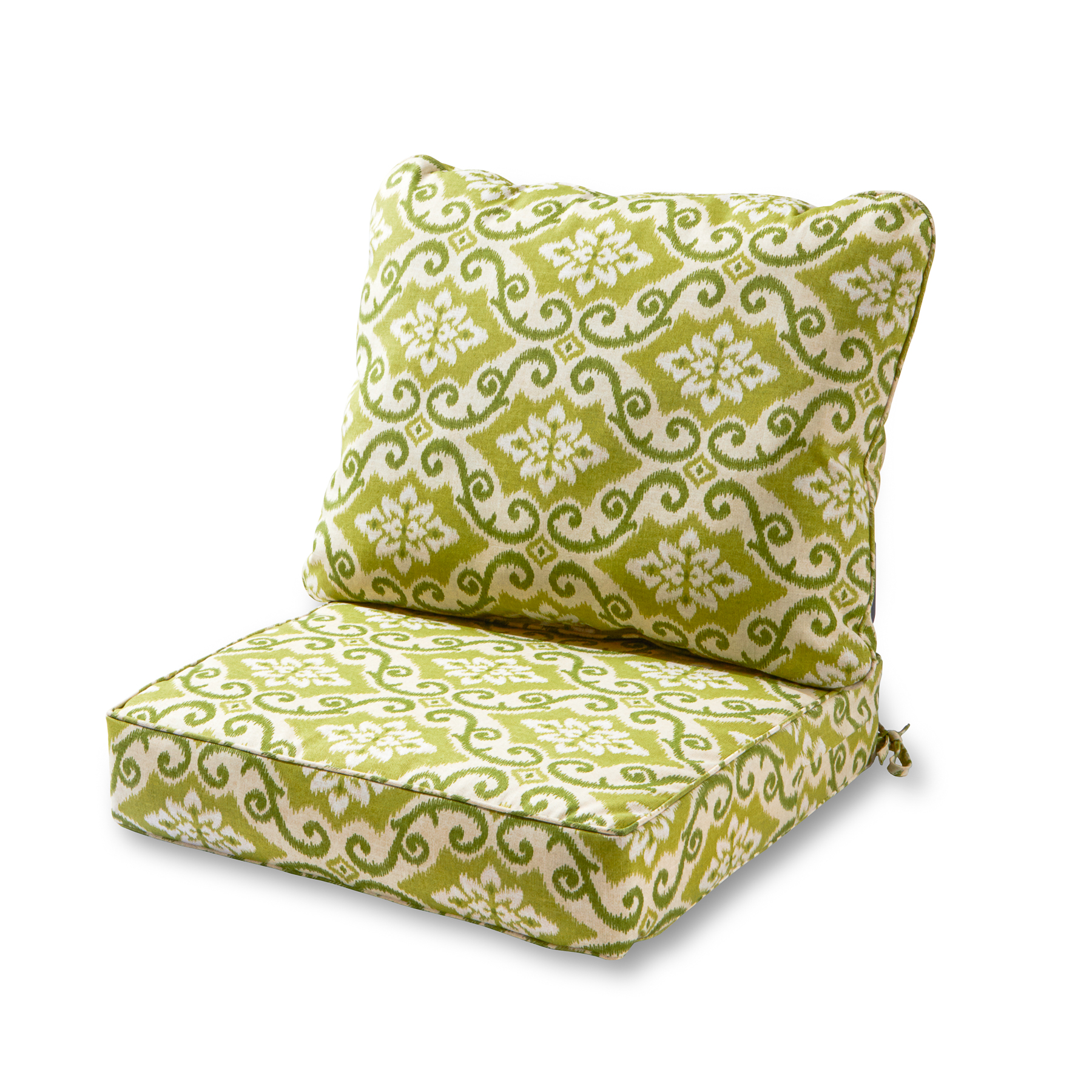 Greendale Home Fashions Shoreham Outdoor Deep Seat Cushion Set