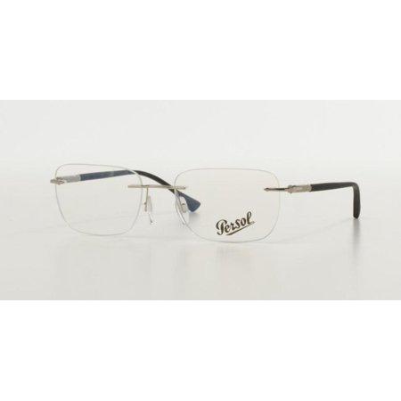 80150842f9 Eyeglasses Persol PO 2428 V 1014 SILVER - Walmart.com