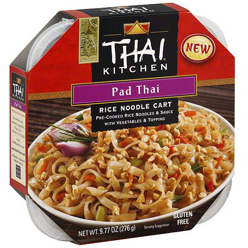 Thai Kitchen Rice Noodle Cart, 9.7 oz (Pack of 6)