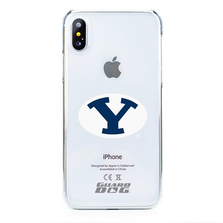 BYU Cougars Clear Case for iPhone X / Xs