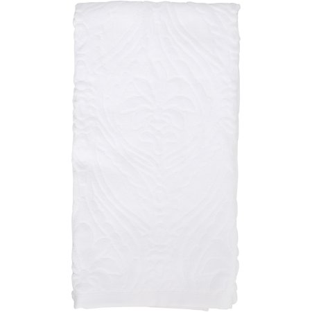 Better Homes & Gardens Thick & Plush Sheared Paisley Damask Towel, 1 Each