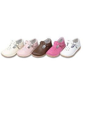 Off white girls shoes walmart toddler little girls footwear flower cutout buckle shoes 5 2 mightylinksfo
