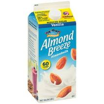 Non-Dairy Milks: Almond Breeze Reduced Sugar