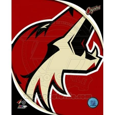 Coyote Photo - Phoenix Coyotes 2011 Team Logo Sports Photo
