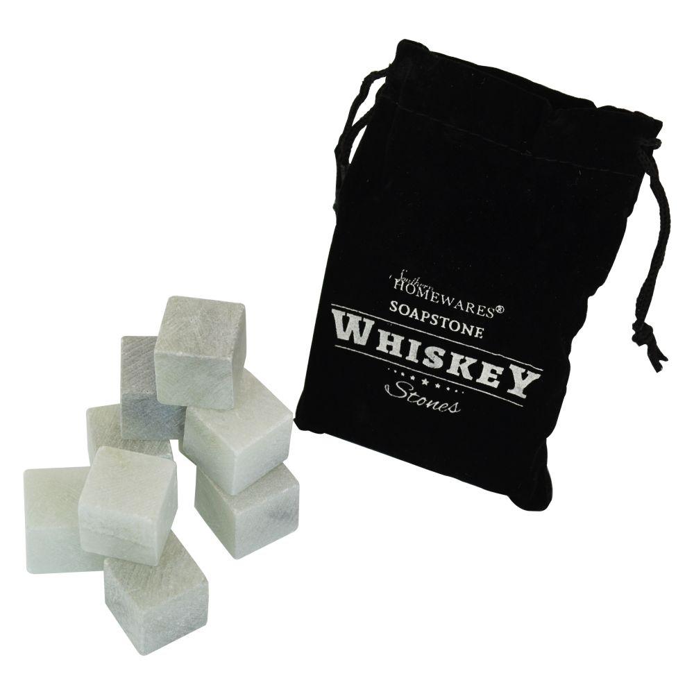 Southern Homewares Soapstone Whiskey Stones - Set of 9