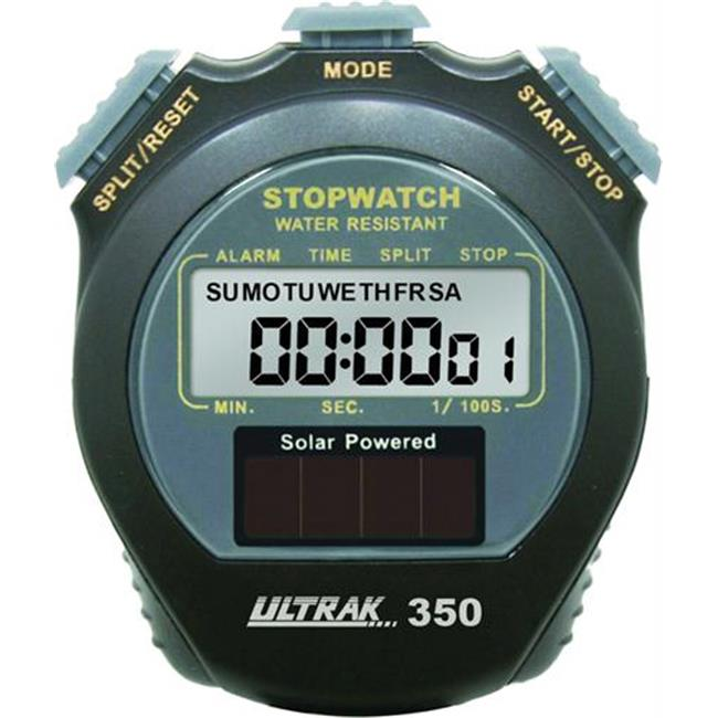 Olympia Sports TL085P Ultrak 350 Solar Stopwatch by Olympia Sports