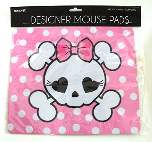 Skull Designer Mouse Pad - image 1 of 1