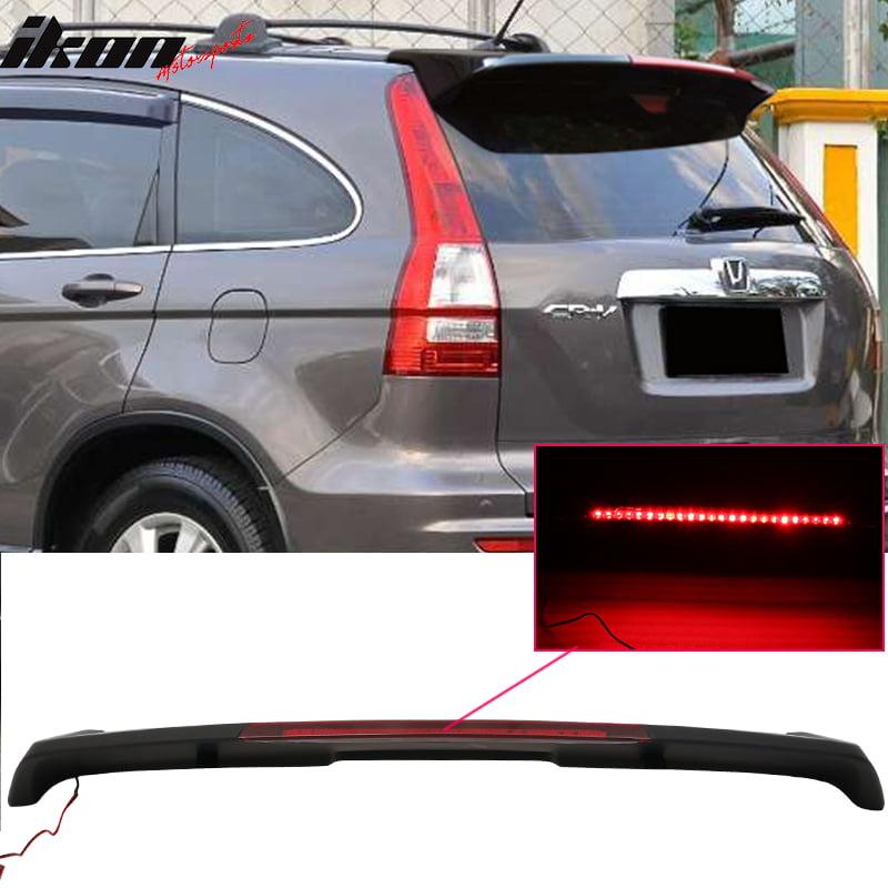 For 12-16 Honda CRV CR-V Factory Style Rear ABS Spoiler Wing Matte Black