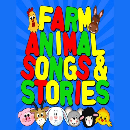 Farm Animal Songs & Stories - Audiobook - Halloween Ant Farm Songs
