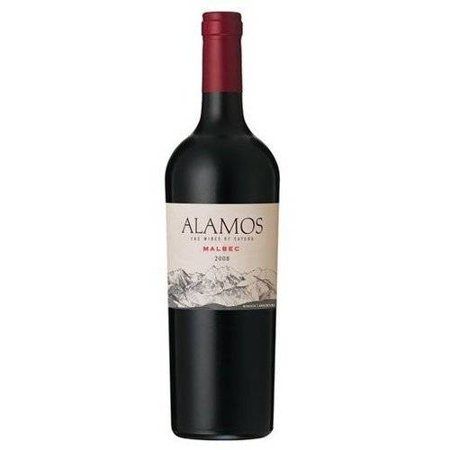 Image of Alamosa Malbec Wine, 750 mL