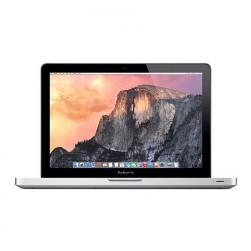 Refurbished Apple MacBook Pro 13.3 Intel Core 2 Duo 2.4GHz 4GB 250GB Laptop MC374