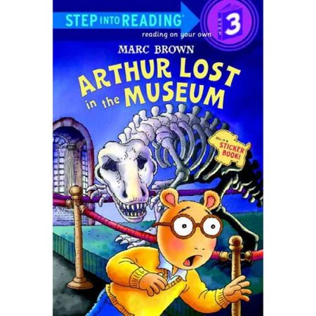 Arthur Lost in the Museum by
