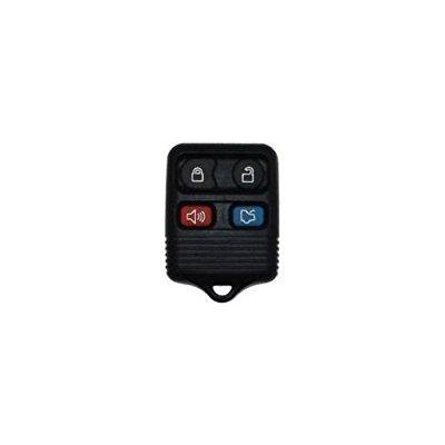 2003-2010 ford expedition 4 button remote keyless entry key fob with quick and easy programming instructions