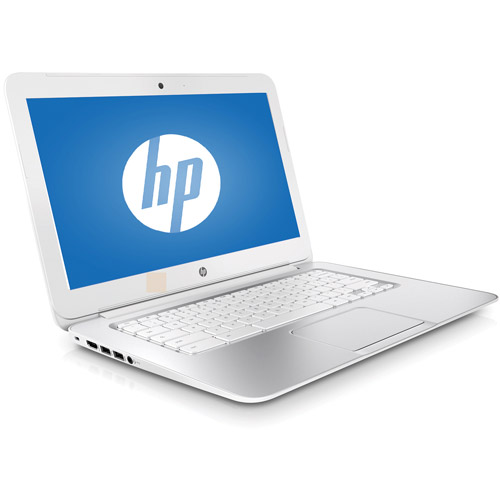 """HP Chromebook 14"""" with Intel Processor, 4GB Memory, 16GB SSD, Chrome OS and Included 4G Mobile Internet Service (200MB/month)"""