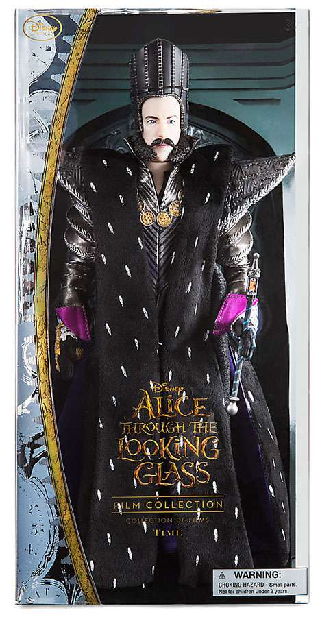 Disney Through the Looking Glass Time Doll by