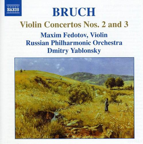 Violin Concertos Nos 2 & 3