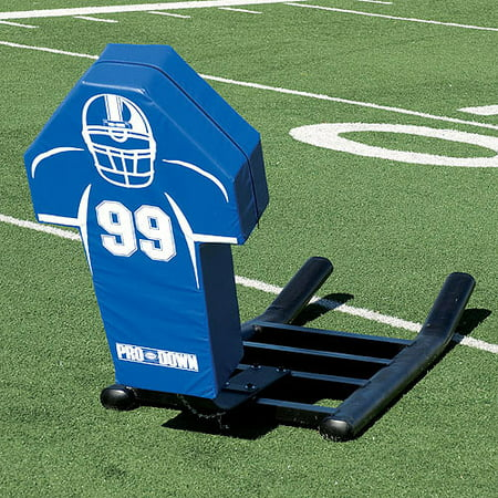 1-Man Football Sled, Royal Man Pad