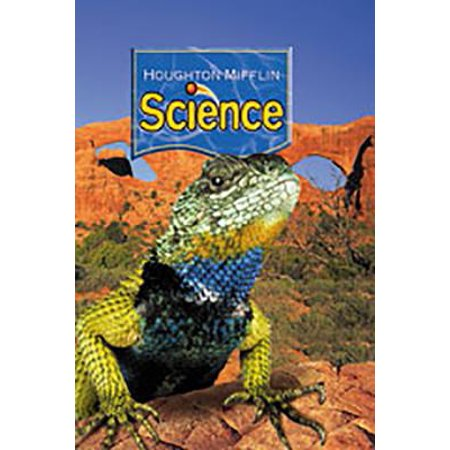 Houghton Mifflin Science : Study Guide Booklet Grade 4 Module C: The Solid