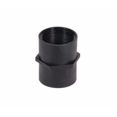 Aquascape 99174 Pvc Female Thread Pipe Coupling 1 2 And For Pond Water Feature Waterfall Landscape And Garden ()