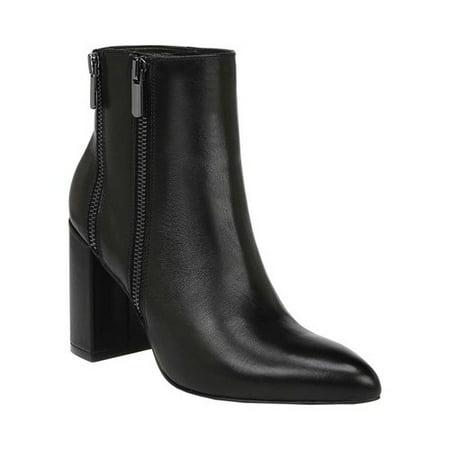 Women's Fergie Footwear Enigma Block Heel Bootie ()