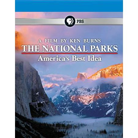 KEN BURNS - THE NATIONAL PARKS: AMERICA'S BEST IDEA