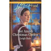 Her Amish Christmas Choice - eBook
