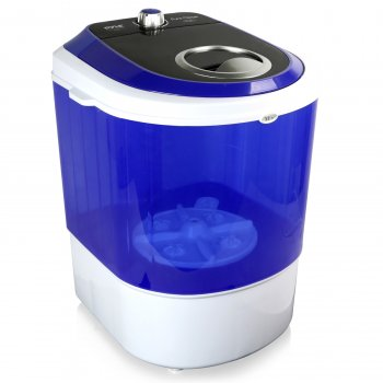 Pyle Compact & Portable Washing Machine - Mini Laundry Clothes (Portable Laundry)