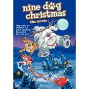 Nine Dog Christmas: The Movie (DVD)