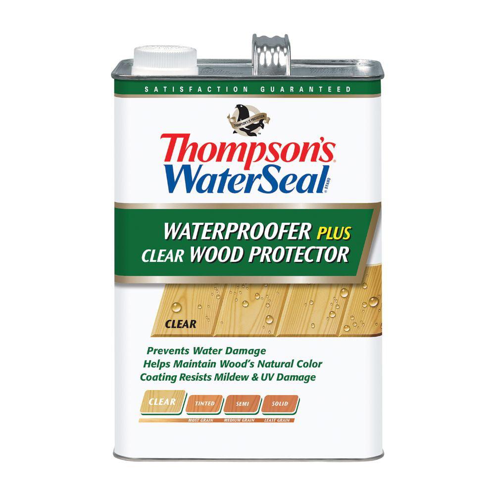 Thompson S Waterseal Waterproofer Plus