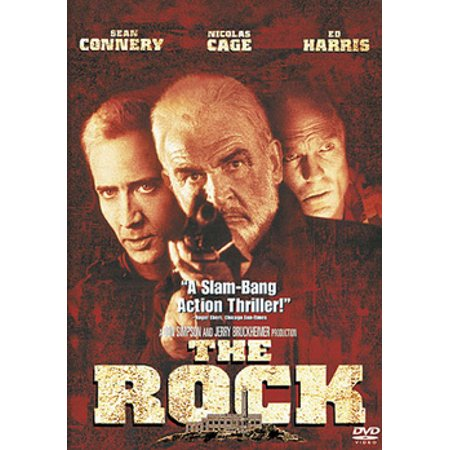 - The Rock (DVD)