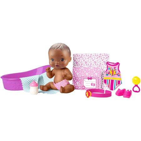 Little Mommy Wonder Nursery Doll, Brunette (Styles May Vary)