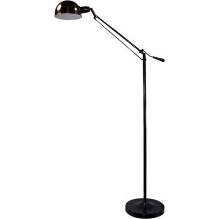 Verilux Brookfield Natural Spectrum Floor Lamp  Aged Bronze