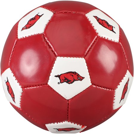Arkansas Razorbacks Baden Sports Micro Soccer Ball - No Size