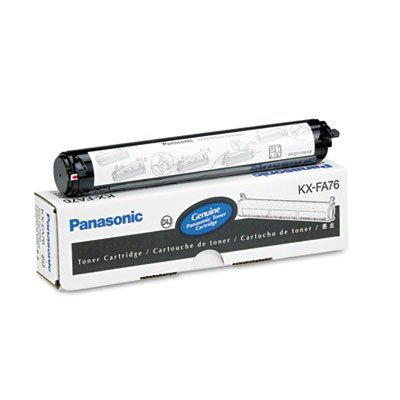 KXFA76 Toner 2000 Page-Yield Black by PANASONIC (Catalog Category: Office Equipment & Equipment Supplies / Fax)