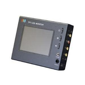 Speco Technologies 4-Inch TFT LCD Portable CCTV Installat...