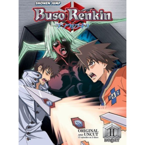 Buso Renkin: Box Set 2 (Original And Uncut) by Viz Media