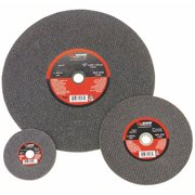 Firepower 3-Inch x 1/16-Inch x 3/8-Inch Cut-Off Abrasive Wheels, Type 1 (For Metal) 1423-3143