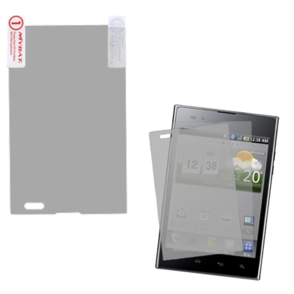 Insten Screen Protector Twin Pack for LG: VS950 (Optimus Vu), VS950 (Intuition) - image 1 de 1