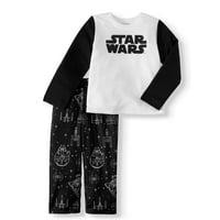Matching Family Pajamas Toddler Boy or Girl Unisex Star Wars 2-Piece Sleep Set