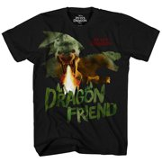 Disney Pete's Dragon Burning Inside Youth T-Shirt