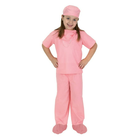Aeromax Jr. Dr. Pink Scrubs
