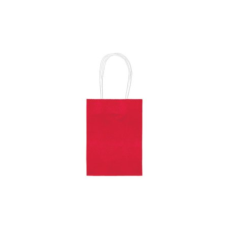 5 red kraft paper bag 24 pack walmart com