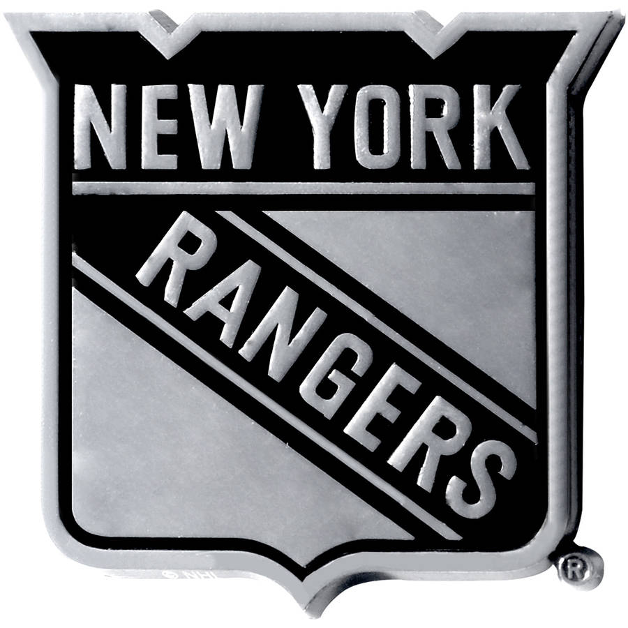 NHL New York Rangers Emblem