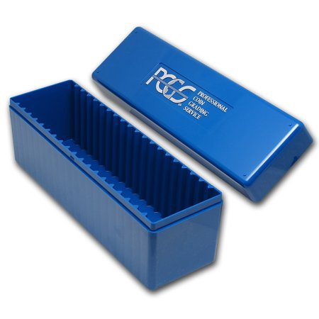 PCGS 20 Coin Slab Storage Boxes (Pcgs Coin Value)