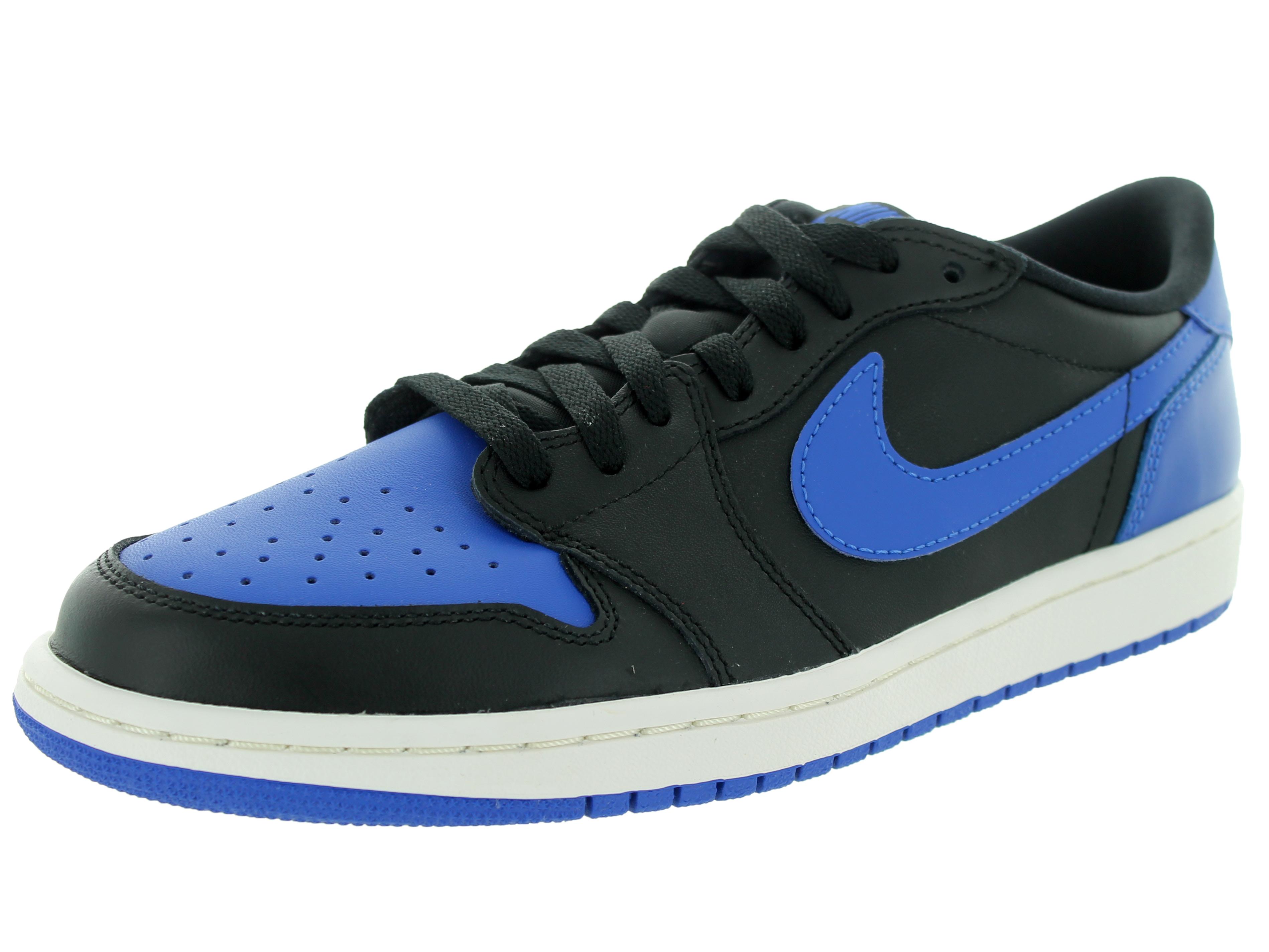 ed5894acb8f Nike Air Jordan 1 Retro Low Brown Men Basketball Shoes