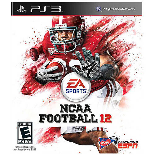 NCAA Football 12 (PS3) - Pre-Owned