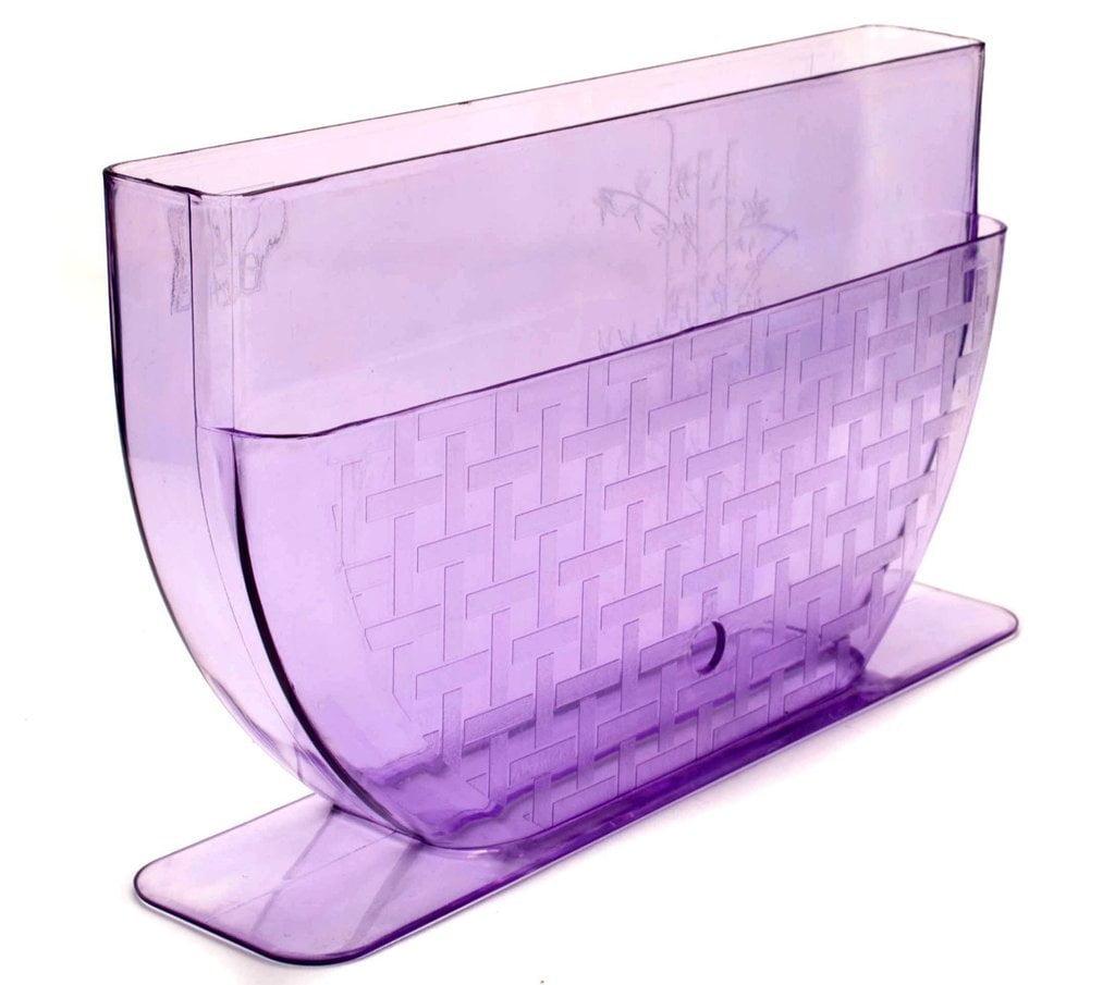 Plastic Loempia Rijstpapier waterbak met zijvakhouder
