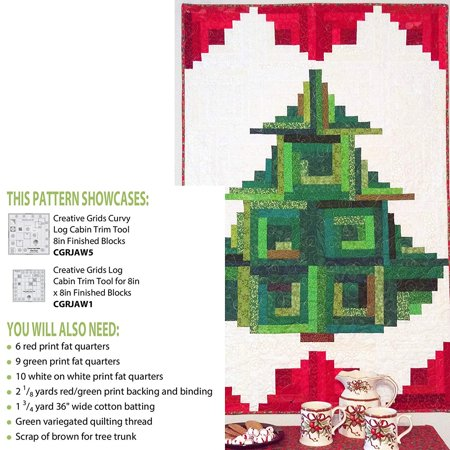 Trim The Tree Pattern By For Sewing And Quilting Trim The Tree By